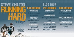 Steve Chilton blog tour banner twitter